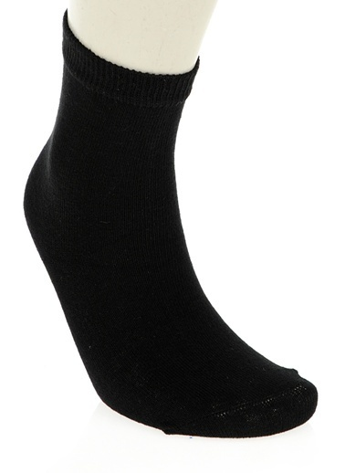 Soobe 3'lü Çorap Siyah